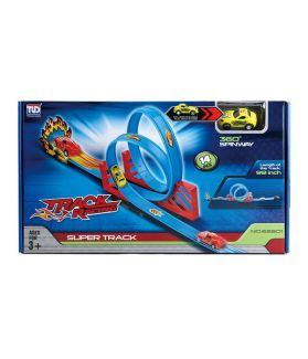 TLD SUPER TRACK RACING - CAR SET 68801