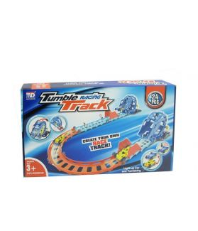 TLD TUMBLE RACE TRACK CAR  - SET 89902