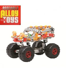 DIY ASSEMBLY ALLOY TOYS SERIES - OFF ROAD VEHICLE
